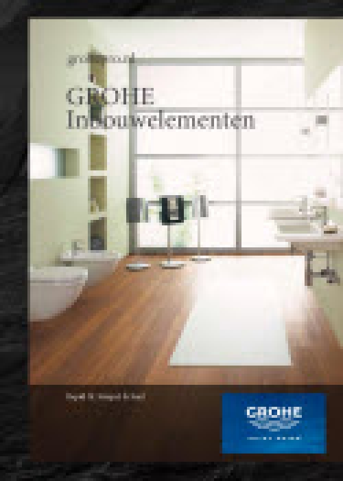 Grohe inbouwreservoirs