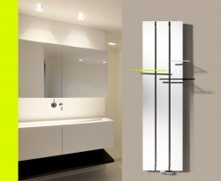 Beams designradiator