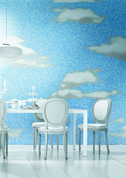 Bisazza glasmozaiek, een 2012 preview