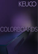 Keuco Colorboards